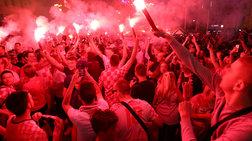 Πανηγύρια σε Ρωσία και Κροατία για τη μεγάλη πρόκριση