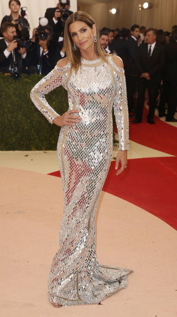 Πώς είναι η Σίντι Κρόφορντ χωρίς μακιγιάζ στα 51 της; Δείτε την [Εικόνα]
