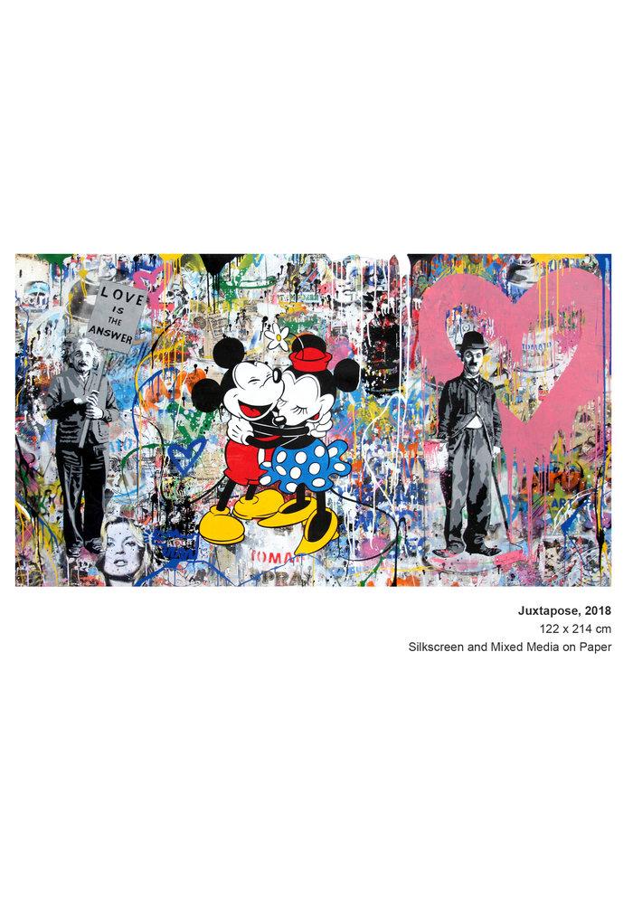 Ο προκλητικός street art καλλιτέχνης Mr. Brainwash εκθέτει στη Μύκονο - εικόνα 2