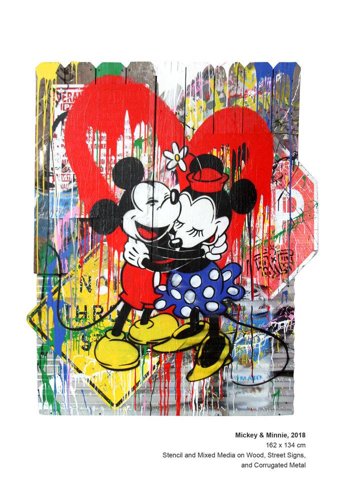 Ο προκλητικός street art καλλιτέχνης Mr. Brainwash εκθέτει στη Μύκονο - εικόνα 3