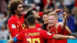 Η επική ανατροπή του Βελγίου σε ένα ονειρεμένο παιχνίδι