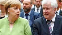Επιφυλάξεις για τον συμβιβασμό Μέρκελ - Ζεεχόφερ