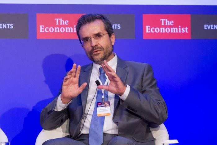 Το Alba Graduate Business School στο συνέδριο του Economist