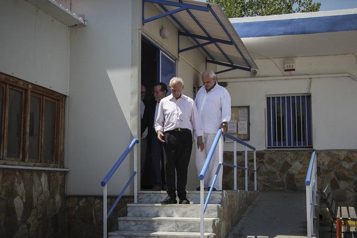 Αποφυλακίστηκε ο Άκης Τσοχατζόπουλος - Οι πρώτες εικόνες - εικόνα 3
