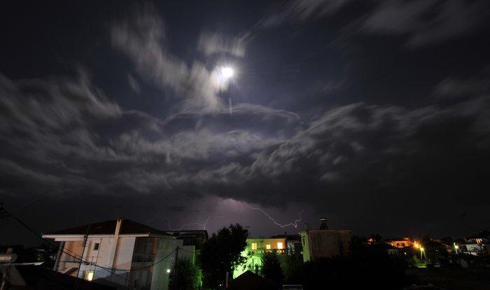 Αστεροσκοπείο: 93.580 κεραυνοί σε όλη τη χώρα τον Ιούνιο! - εικόνα 3