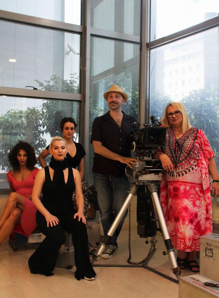 Τρία μονόπρακατα νέων θεατρικών συγγραφέων στη σκηνή του ΙΜΚ - εικόνα 3