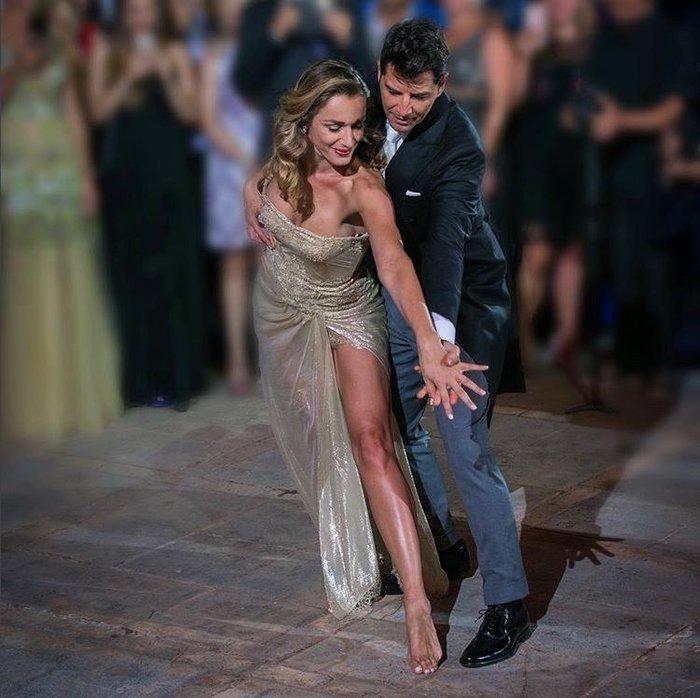 Ρουβάς- Ζυγούλη: Ενας χρόνος γάμου με μια υπέροχη αδημοσίευτη φωτογραφία