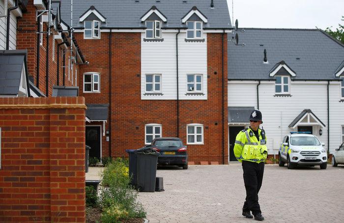 Βρετανία: Ζευγάρι δηλητηριάστηκε από την ίδια ουσία με τους Σκριπάλ
