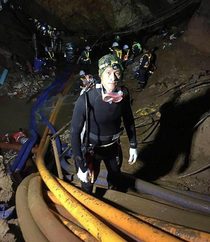 Ταϊλάνδη: Αυτός είναι ο ήρωας δύτης που πέθανε στη σπηλιά - εικόνα 2