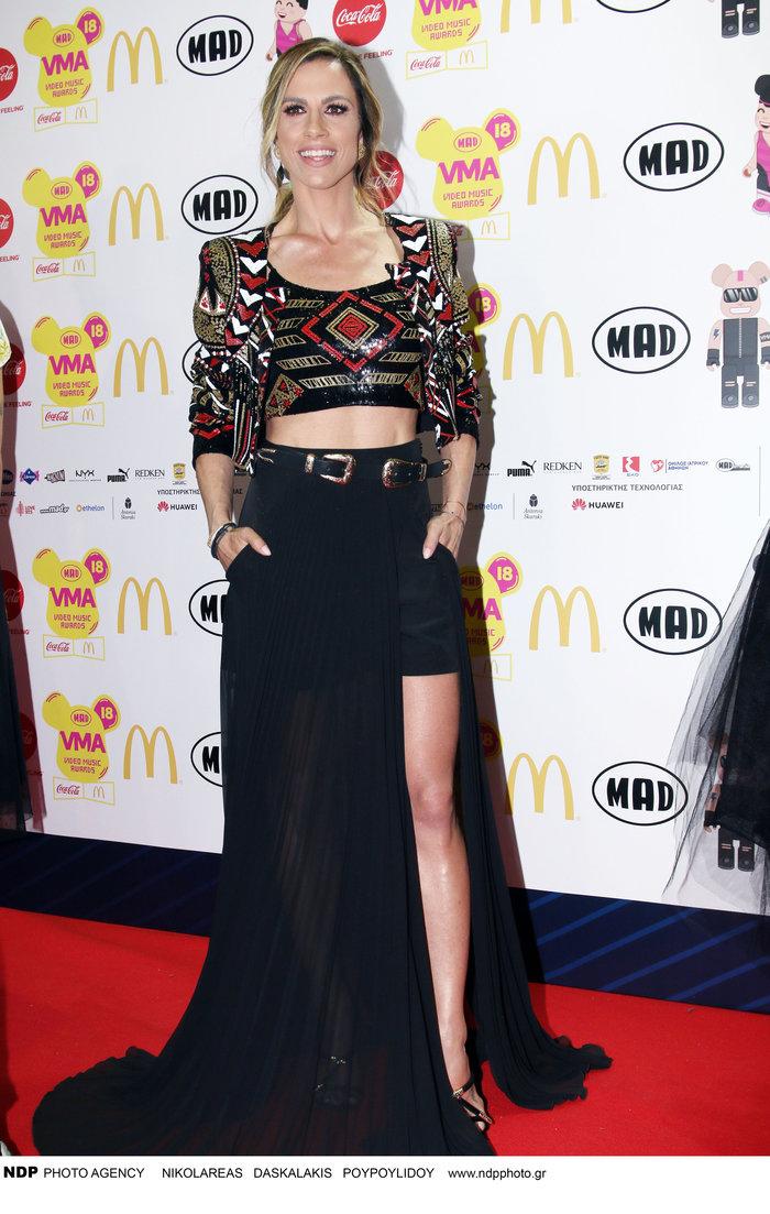 Mad Video Music Awards: Όλα τα είχε το κόκκινο χαλί - εικόνα 2