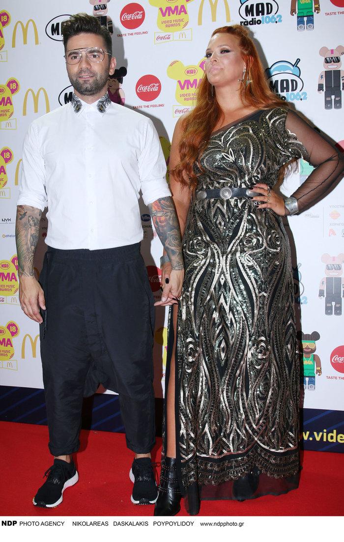Mad Video Music Awards: Όλα τα είχε το κόκκινο χαλί - εικόνα 3