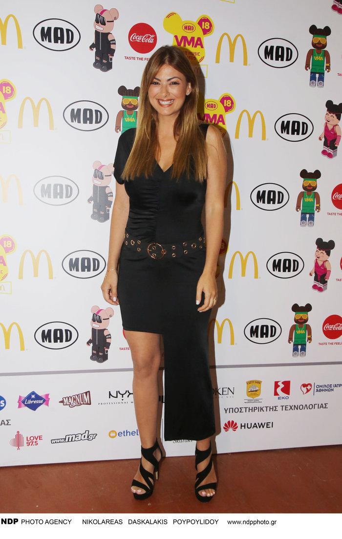 Mad Video Music Awards: Όλα τα είχε το κόκκινο χαλί - εικόνα 4