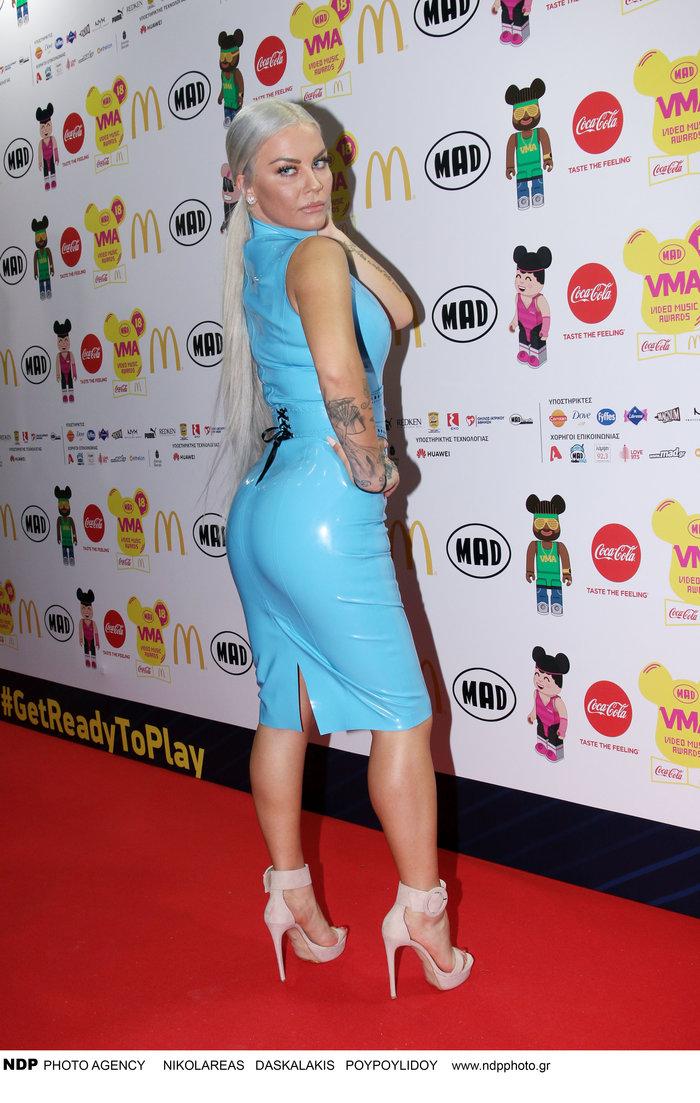 Mad Video Music Awards: Όλα τα είχε το κόκκινο χαλί - εικόνα 5