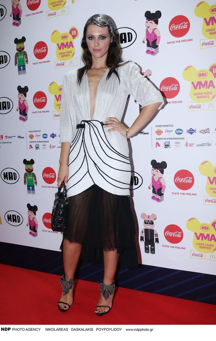 Mad Video Music Awards: Όλα τα είχε το κόκκινο χαλί - εικόνα 9