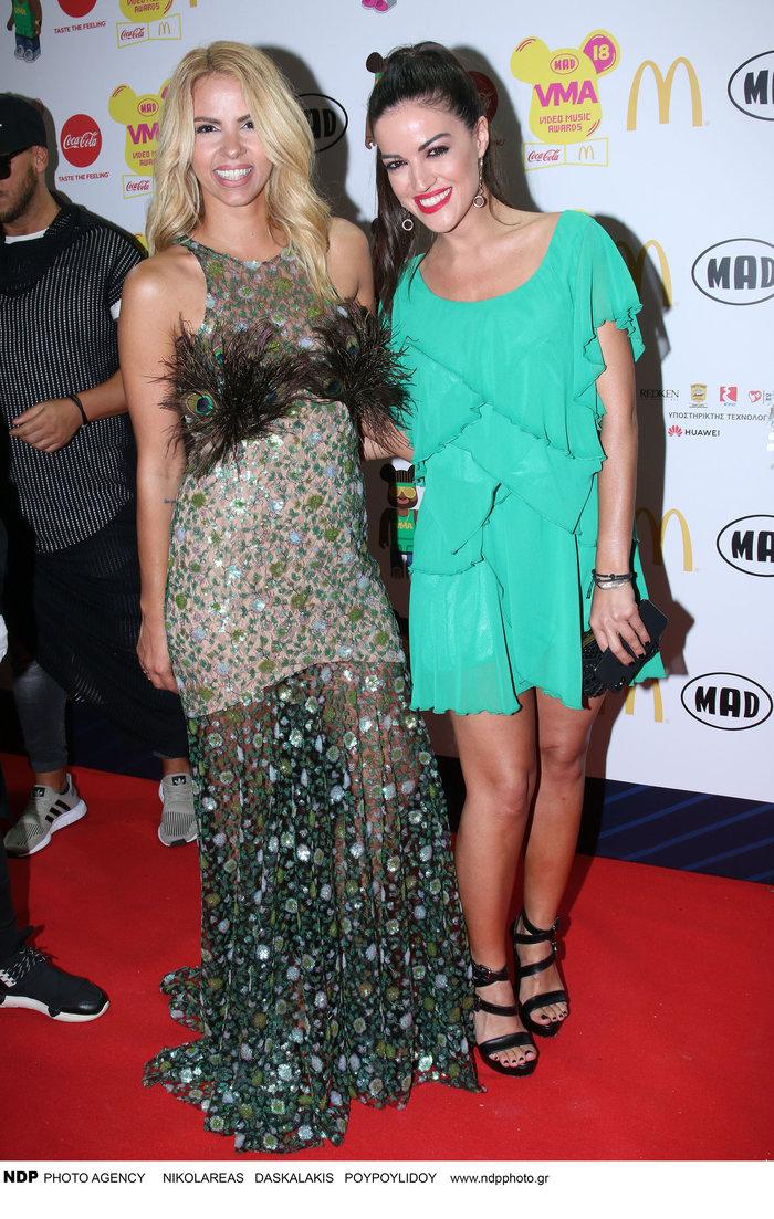 Mad Video Music Awards: Όλα τα είχε το κόκκινο χαλί - εικόνα 10