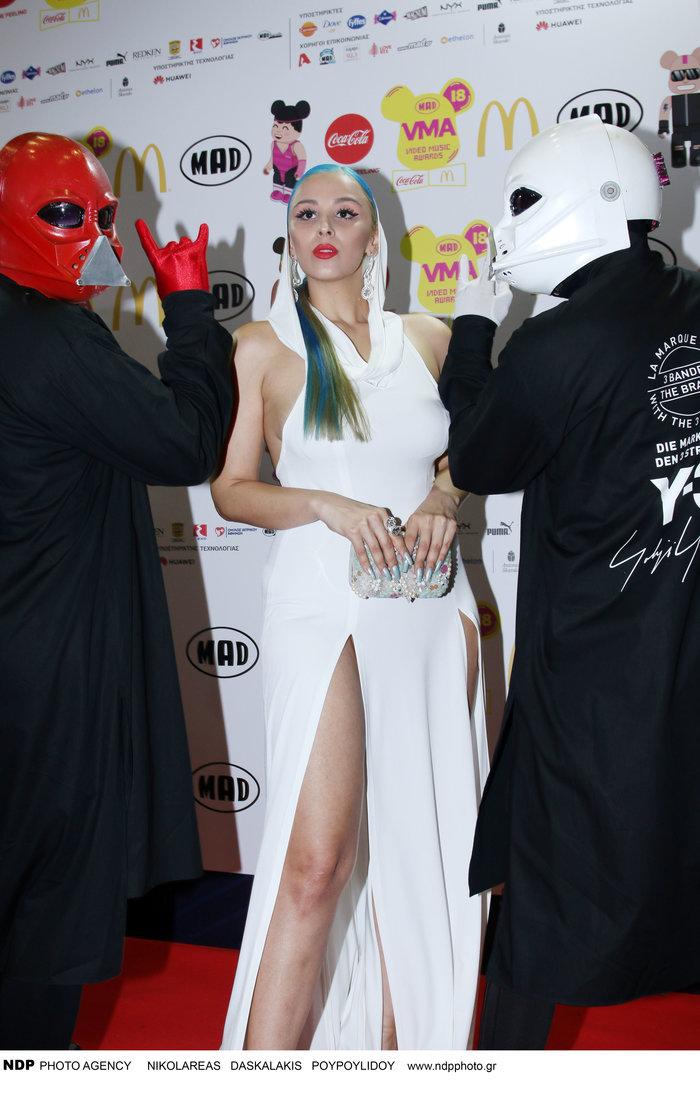 Mad Video Music Awards: Όλα τα είχε το κόκκινο χαλί - εικόνα 11