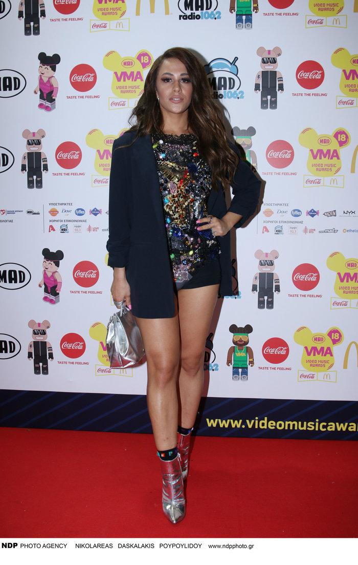 Mad Video Music Awards: Όλα τα είχε το κόκκινο χαλί - εικόνα 13