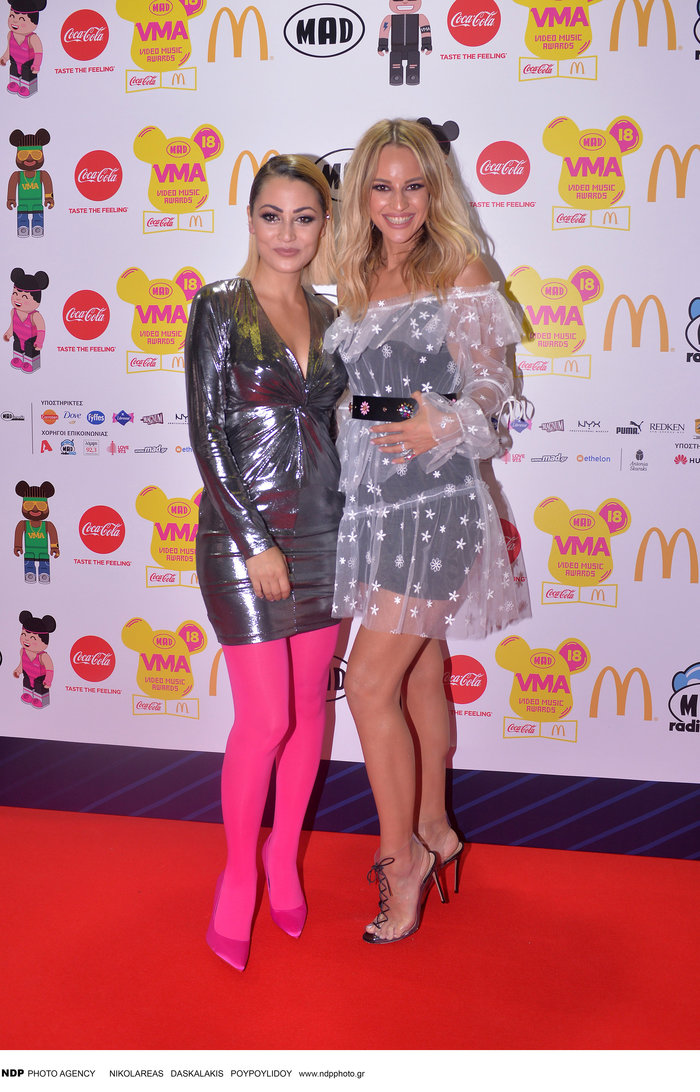 Mad Video Music Awards: Όλα τα είχε το κόκκινο χαλί - εικόνα 14