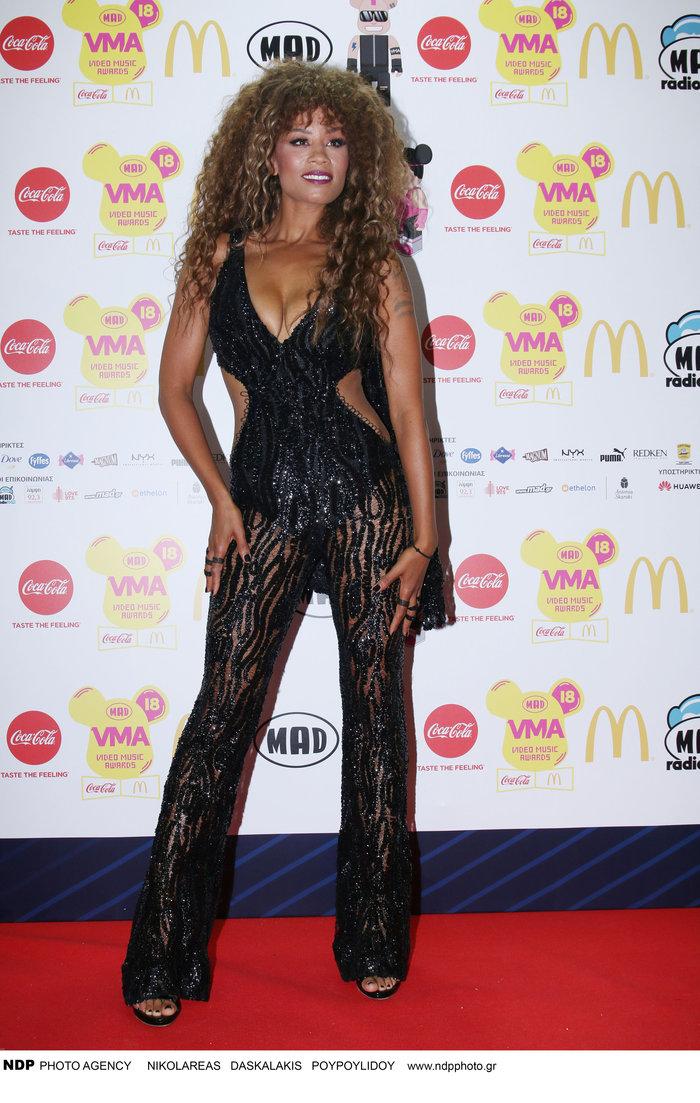 Mad Video Music Awards: Όλα τα είχε το κόκκινο χαλί - εικόνα 15
