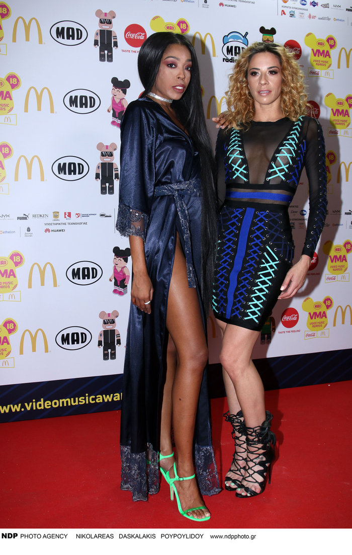 Mad Video Music Awards: Όλα τα είχε το κόκκινο χαλί - εικόνα 16