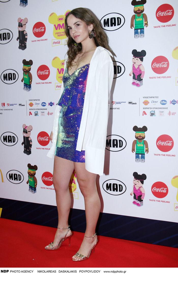 Mad Video Music Awards: Όλα τα είχε το κόκκινο χαλί - εικόνα 17