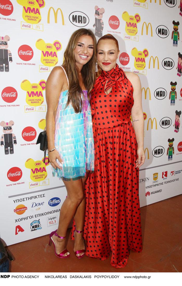 Mad Video Music Awards: Όλα τα είχε το κόκκινο χαλί - εικόνα 23