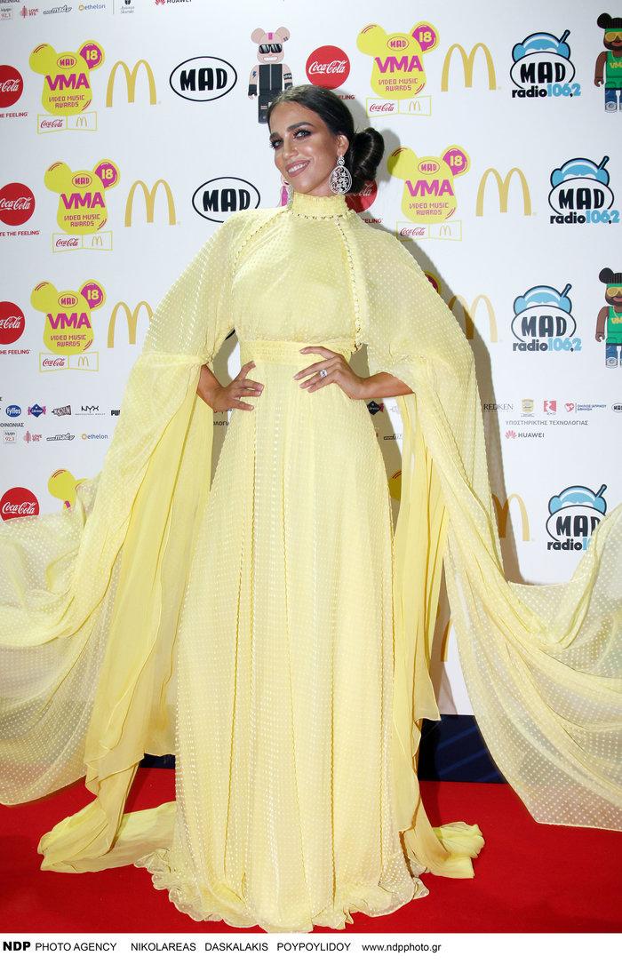 Mad Video Music Awards: Όλα τα είχε το κόκκινο χαλί - εικόνα 25