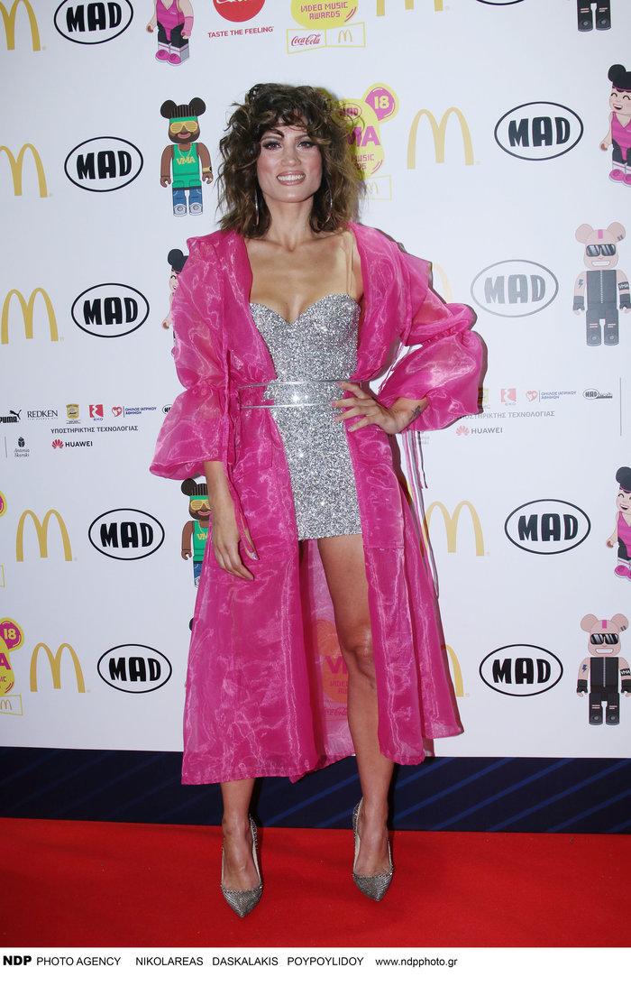 Mad Video Music Awards: Όλα τα είχε το κόκκινο χαλί - εικόνα 26