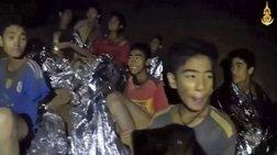 Τα σημειώματα των εγκλωβισμένων στο σπήλαιο της Ταϊλάνδης
