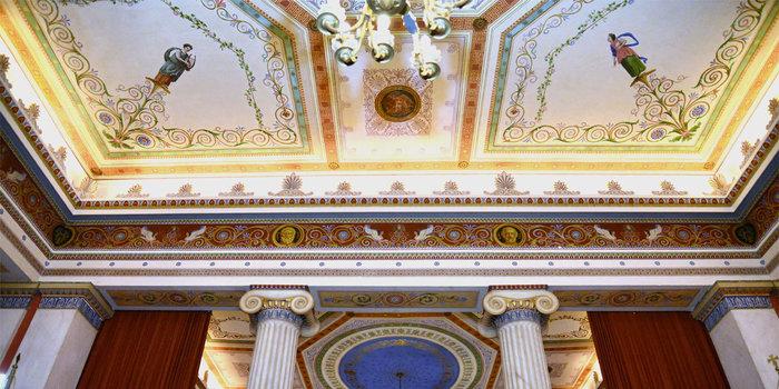 Το Εθνικό και Καποδιστριακό Πανεπιστήμιο ανοίγει το «σπίτι» του - εικόνα 2