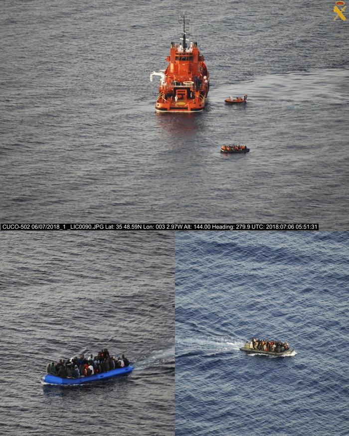 Frontex: Η Ισπανία, η νέα κύρια διαδρομή για τους μετανάστες