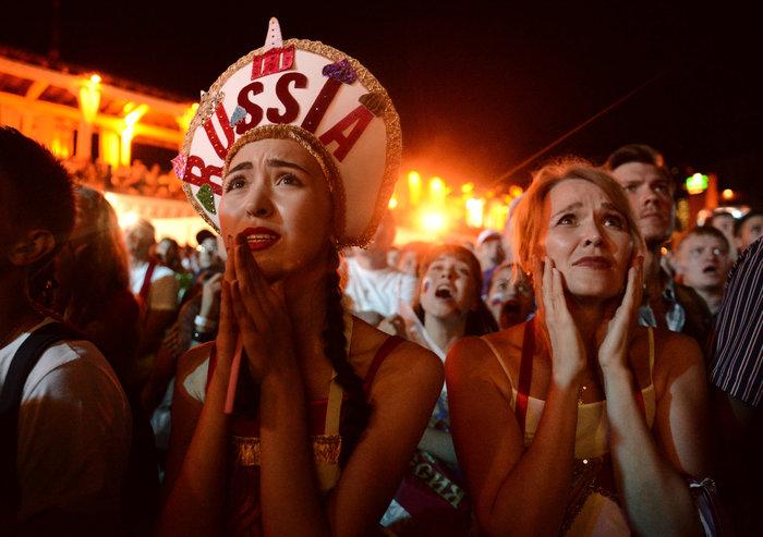 Τα δάκρυα των Ρώσων για το... τέλος τους στο Μουντιάλ - εικόνα 6