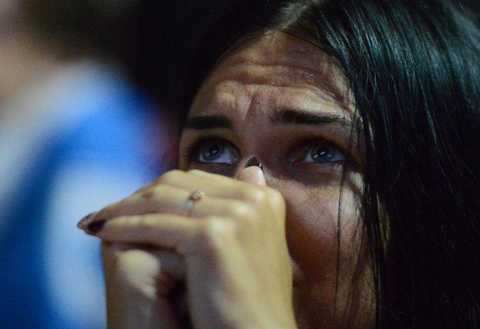 Τα δάκρυα των Ρώσων για το... τέλος τους στο Μουντιάλ - εικόνα 7