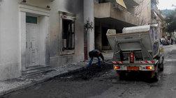 Νέα απόπειρα επίθεσης στο σπίτι του Αλέκου Φλαμπουράρη