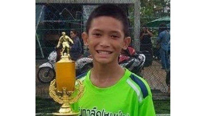 Αυτό είναι το παιδί που διασώθηκε πρώτο στην Ταϊλάνδη