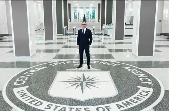Ο πιο διάσημος πράκτορας του κόσμου στα άδυτα της CIA