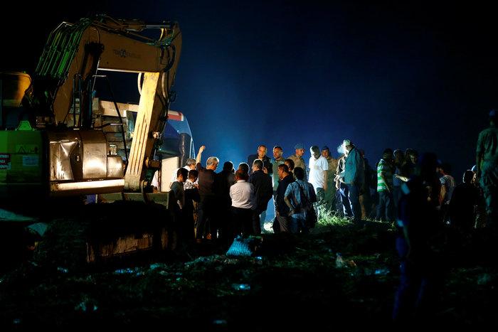 24 νεκροί από τον εκτροχιασμό τρένου στην Τουρκία - εικόνα 2