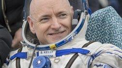 Σκοτ Κέλι: ο άνθρωπος που πέρασε ένα χρόνο στο διάστημα