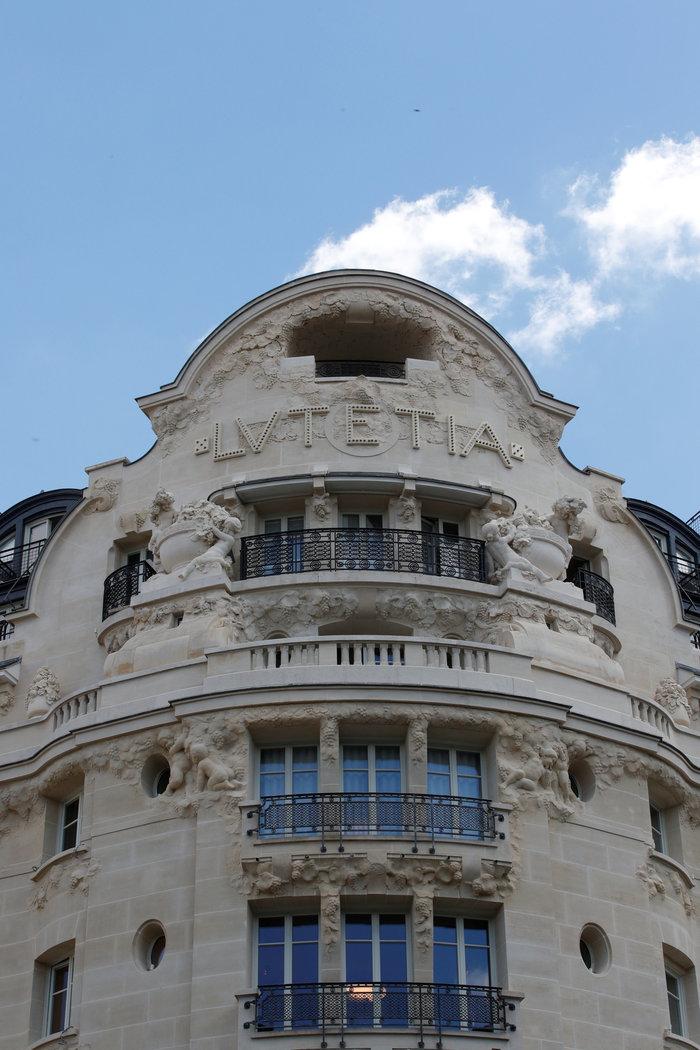 Ξανάνοιξε το ιστορικό ξενοδοχείο Lutetia στο Παρίσι - εικόνα 3