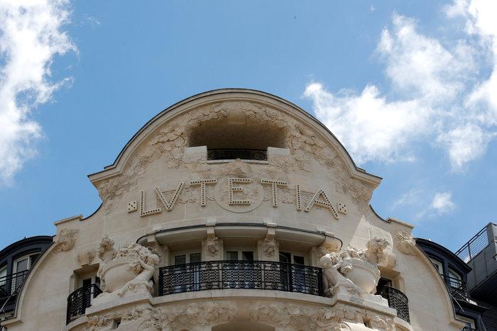 Ξανάνοιξε το ιστορικό ξενοδοχείο Lutetia στο Παρίσι - εικόνα 4