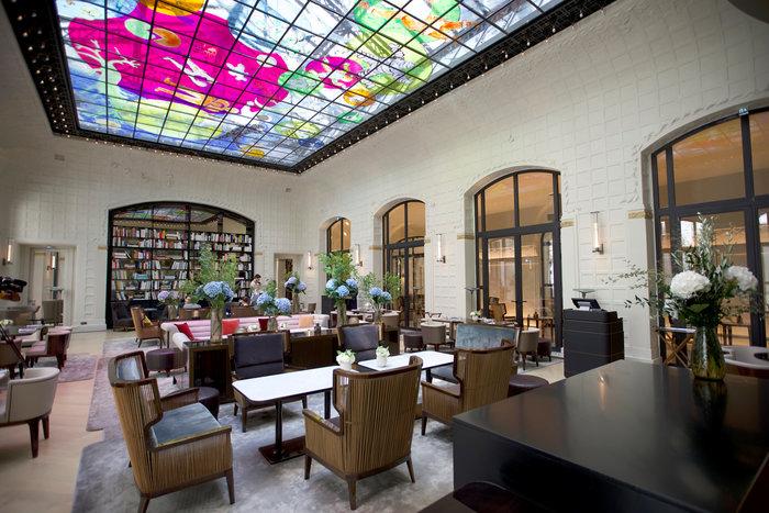 Ξανάνοιξε το ιστορικό ξενοδοχείο Lutetia στο Παρίσι - εικόνα 5