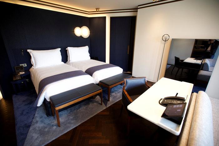Ξανάνοιξε το ιστορικό ξενοδοχείο Lutetia στο Παρίσι - εικόνα 6