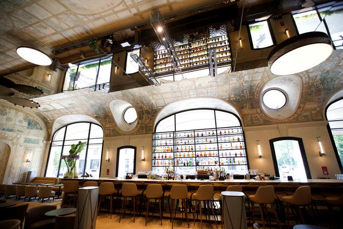 Ξανάνοιξε το ιστορικό ξενοδοχείο Lutetia στο Παρίσι - εικόνα 7