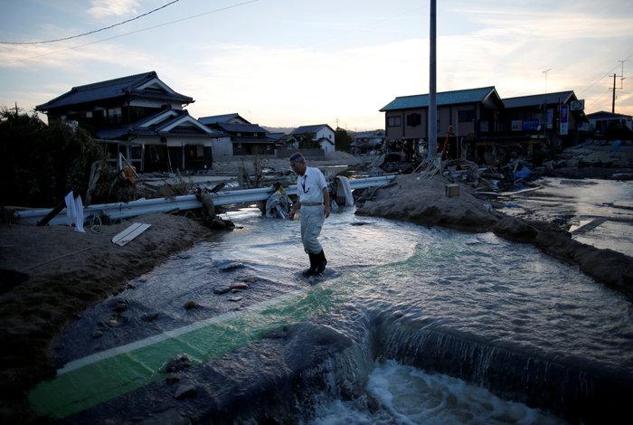Στους 112 οι νεκροί από τις πλημμύρες στην Ιαπωνία (φωτό) - εικόνα 3