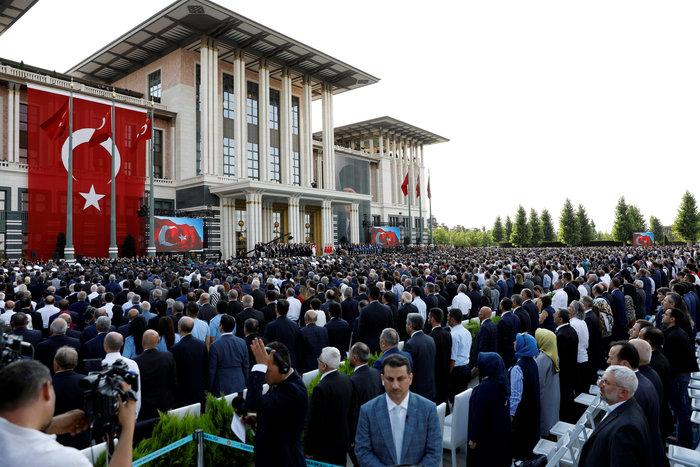 Τουρκία: Ορκίστηκε ο Ρετζέπ Ταγίπ Ερντογάν - εικόνα 3
