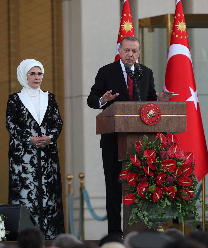 Τουρκία: Ορκίστηκε ο Ρετζέπ Ταγίπ Ερντογάν - εικόνα 4