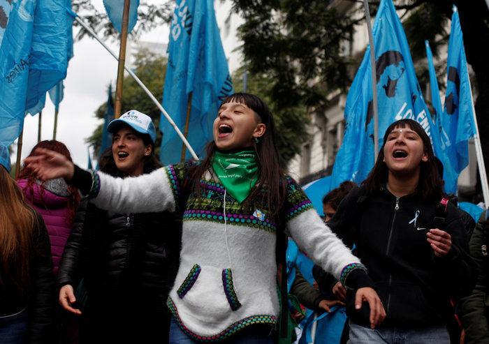 Οργή στην Αργεντινή για την συμφωνία Μάκρι με το ΔΝΤ - εικόνα 4