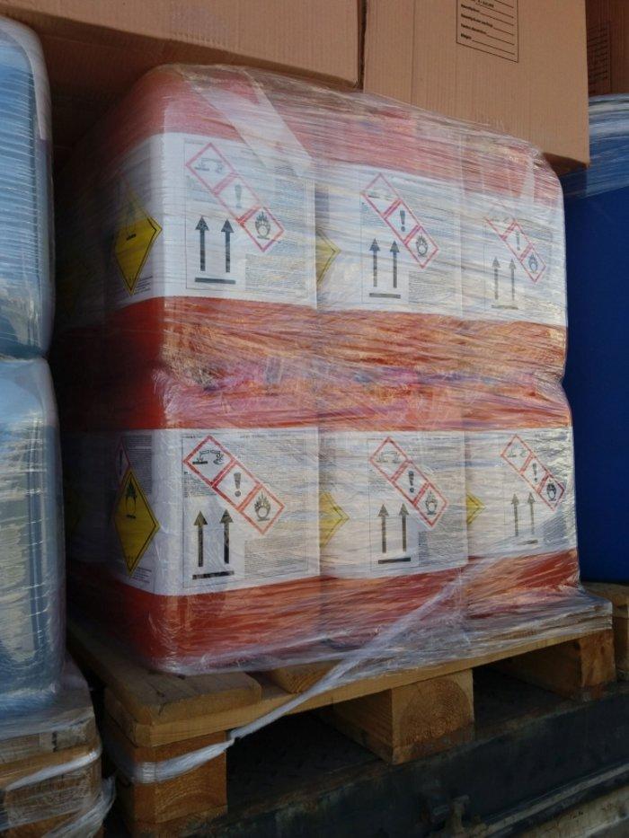 Ηράκλειο: Μπλόκο σε εξαιρετικά επικίνδυνο φορτίο στο λιμάνι - Eικόνες