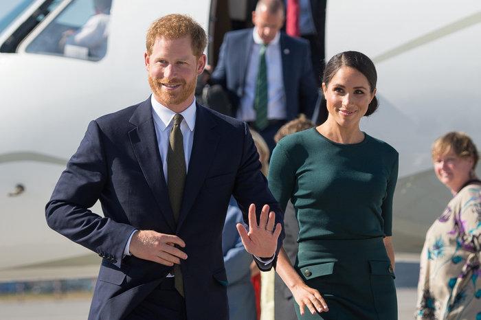 Στο Δουβλίνο πρίγκιπας Χάρι και Μέγκαν: πρώτο επίσημο ταξίδι μετά τον γάμο