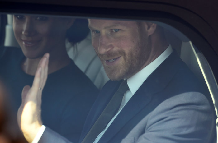 Στο Δουβλίνο πρίγκιπας Χάρι και Μέγκαν: πρώτο επίσημο ταξίδι μετά τον γάμο - εικόνα 3